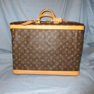 1998 Louis Vuitton Cruiser Bag 50 Monogram Canvas